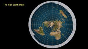 Image result for flat earth map