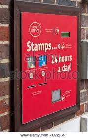 Stamp Vending Machine Awesome Royal Mail Stamp Vending Machine Built Into The Wall Outside The