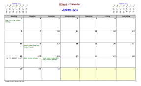Create A Calendar Template Using And Editing The My Outlook Calendar Template