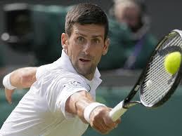 Novak djokovic bestätigt teilnahme, juan martin del potro sagt ab. Djokovic Lasst Olympia Teilnahme Offen Tennis Bote Der Urschweiz