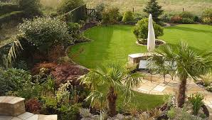 Small Picture Mediterranean Garden Design Patios and Tropical Planting Surrey