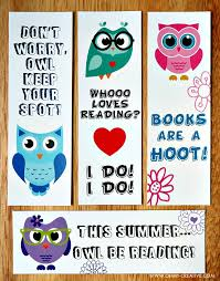 6 how to use bookmarks. Printable Bookmark Coloring Pages For Kids Oh My Creative