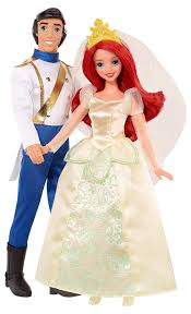 Small Picture Amazoncom Disney Princess The Little Mermaid Ariel and Eric