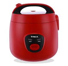Nồi cơm điện Taka TKE618 | Bếp Gas Chiến Thắng