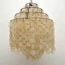 1960 s fun chandelier by verner panton for j luber