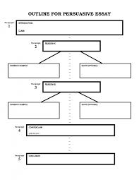 cover letter persuasive essay outline worksheet argumentative  cover letter essay structure pdf persuasive essaypersuasive essay outline worksheet