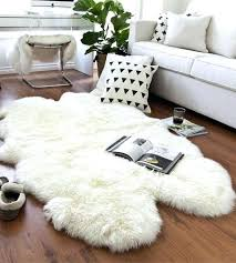 ikea sheepskin rug on four pelt natural white quarto sheepskin rug ikea sheepskin rug canada