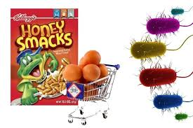 the cdc has advised consumers against eating honey smack breakfast cereal and eggs found to be