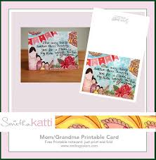 Mothers day (holidays and special occasions). Printable Mothers Day Cards For Grandma Print At Home