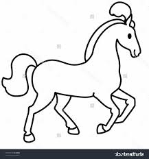 Simple line drawing of a horse simple horse drawing drawing art simple line drawing of a horse simple horse drawing drawing art gallery simple line drawing