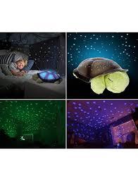 al projector turtle night lamp