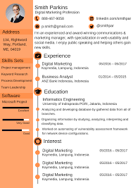 How To Create A Digital Marketing Resume That Impresses Recruiters
