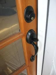 front door locks lowesFront Door Lock Set Canada Front Door Knobs And Locks Lowes Medium