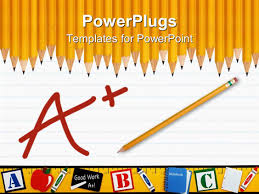 powerpoint template yellow pencil on paper written a many ppt template he words get help here symbolizing the need to offer support and answers