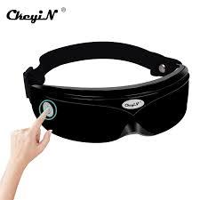 <b>Wireless Electric</b> Vibration <b>Eye Massager Eye</b> Care Device Wrinkle ...