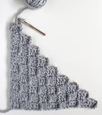 Free Crochet Pillow Patterns Interesting Crochet Pillow Pattern Chunky Stairstep Stitch Tutorial
