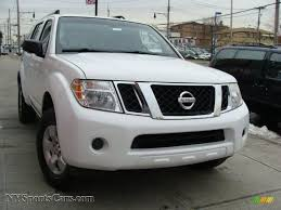 2008 Nissan Pathfinder S 4x4 in Avalanche White - 633533 ...