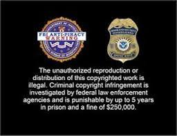 Consequences Internet Piracy