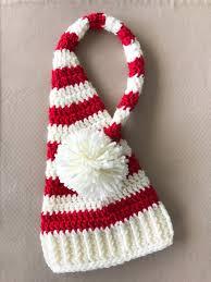 Elf Hat Pattern Simple Pixie Hat FREE CROCHET PATTERN