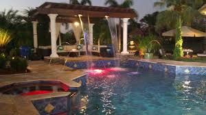 luxury backyard pool designs. Weston Florida Windmill Ranches Mediterranean-pool Luxury Backyard Pool Designs