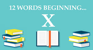 25 words that start with x adjectives