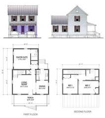 images about planos on Pinterest   Small house plans  Floor    Would bumble the master out to edge of house and open up the front living areas