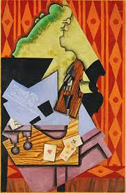 cubism essay heilbrunn timeline of art history the  violin and playing cards