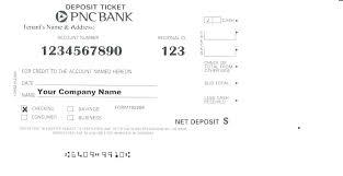 Deposit Templates Bank Withdrawal Slip Template Bank Deposit Slip Template
