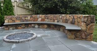 Backyard Patio With Rocks And Pavers  Patio Pavers Can Add Charm Backyard Patio Stones