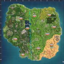 Where To Find All 10 Birthday Cakes In Fortnite Allgamers