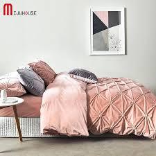 velvet comforter king pull flower short velvet bedding set c fleece soft winter with regard to velvet comforter king royal velvet king comforter sets