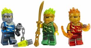 Shop LEGO Ninjago 3 FS Ninja Lot Minifigure Lloyd Kai Jay Spinjitzu Slam |  TrueGether | Lego ninjago, Lego figures, Mini figures
