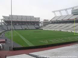Williams Brice Stadium View From Lower Level 29 Vivid Seats