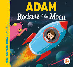 Adam Rockets To The Moon - Hometown World