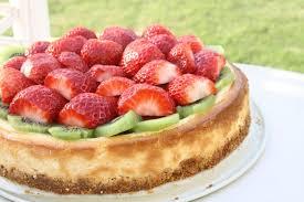 Cheesecake Display Stands Strawberry Kiwi Cheesecake Jessica In The Kitchen 57
