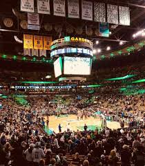 td garden section loge 8 row 17 seat 8