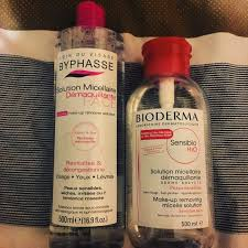micellaire makeup remover byphe 7000ioq made n spain 500 ml vs bioderma 35000