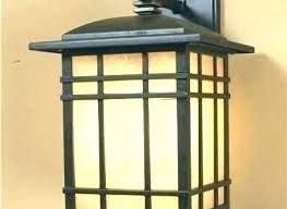 craftsman outdoor lighting expensive mission style exterior astonishing adorable design sears lamp posts ou