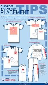 Sizing Chart For Vinyl On Shirts Www Bedowntowndaytona Com