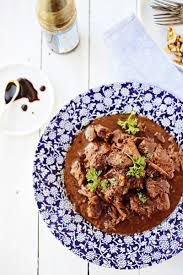 Lamb Stew Recipe Persian Pomegranate Walnut Lamb Stew Foodess