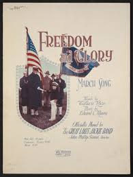 Freedom and glory a song for the Army and the Navy | Library of Congress