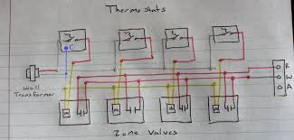 boiler where do i connect my c wire from thermostat when 24 volt thermostat transformer wiring diagram at 24 Volt Transformer Wiring Diagram