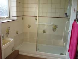 walk in shower replace bathtub with cost of tub to