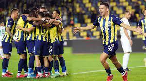 Fenerbahçe evinde Giresunspor'u 2-1 yendi