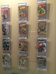 comic book display. Simple Comic Record Frames Comic Book And Trading Card Frames Sports  That Are Invisible Adjustable Can Be Used As Either A Wall Display  In Display 8