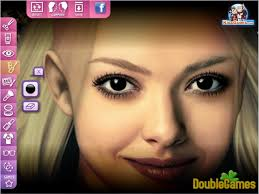 free celebrities make up amanda seyfried screenshot 1