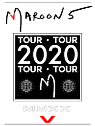 Maroon 5 Mandalay Bay Events Center Las Vegas Nv