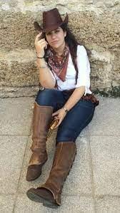 cowgirl costume cowgirl