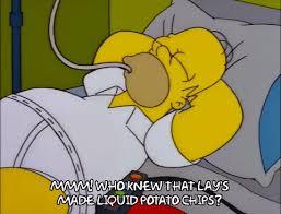 Kuvahaun tulos haulle homer simpson potato