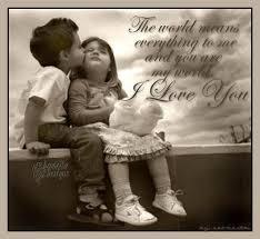 Kid Love Quotes
